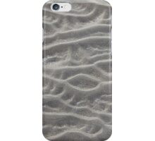 Inch Sand Ripples 3 iPhone Case/Skin