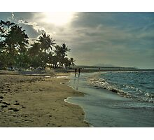 Dreaming of Paradise! Photographic Print