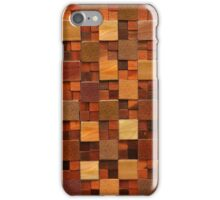 Wooden Seamless Texture iPhone Case/Skin