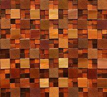 Wooden Seamless Texture by Atanas Bozhikov Nasko