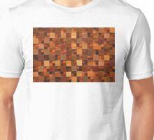 Wooden Seamless Texture Unisex T-Shirt