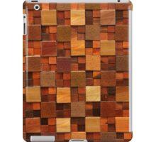 Wooden Seamless Texture iPad Case/Skin