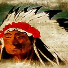 American Indian Chief by JohnDSmith