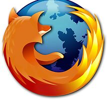 Firefox logo by Quiraily