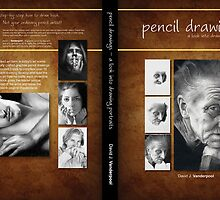 New cover design for Portraits book by David J. Vanderpool