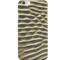 Weymouth Sand Ripples 3 iPhone Case/Skin