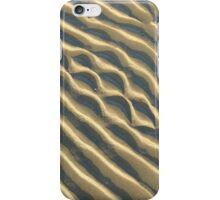 Weymouth Sand Ripples 2 iPhone Case/Skin