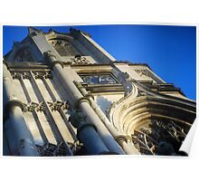 Tom Tower, Christ Church, Oxford Poster