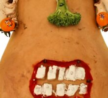 The Veggies - Beatie Butternut Sticker
