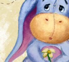 Winnie the Pooh - Baby Eeyore Sticker