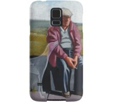I wonder if the ol' girl misses me as much.. Samsung Galaxy Case/Skin