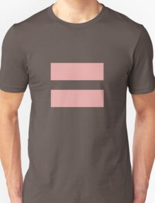 Equal Love Unisex T-Shirt