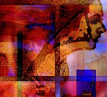 A muse my abstract mind by Vasile Stan