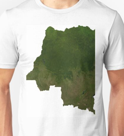 an awesome Central African Republic landscape Unisex T-Shirt