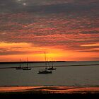 Cullen Bay Sunset, Darwin, Northern Territory by Robert Stephens