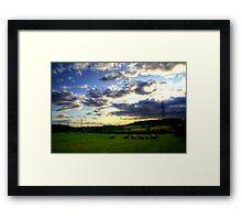 Brockadale Nature Reserve Framed Print