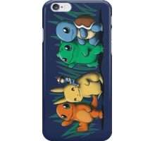 A Wild Pokemon Appeared iPhone Case/Skin