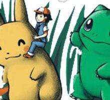 A Wild Pokemon Appeared Sticker