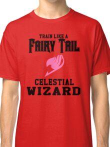 Fairy Tail - Train like Lucy! Classic T-Shirt
