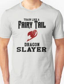Fairy Tail - Train like Natsu! T-Shirt