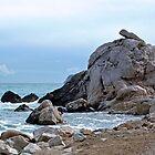 Rocky landscape, Spain by onlyalice