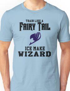 Fairy Tail - Train like Gray! Unisex T-Shirt