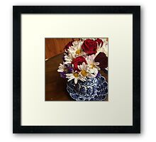 Pitcher Perfect Framed Print