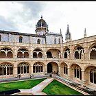Lisboa (Portugal). Claustro del Monasterio de los Jerónimos. by josemazcona