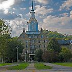 The West Virginia State Hospital by Bryan D. Spellman