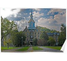 The West Virginia State Hospital Poster