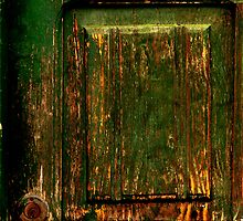 Door panel by Kelvin Hughes