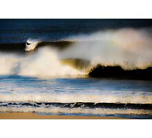 In the Wave Photographic Print