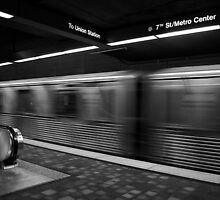 To Union Station by Daniela Alejandra