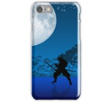 Flash of the Blades iPhone Case/Skin