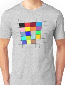 Colorful Udesign Unisex T-Shirt