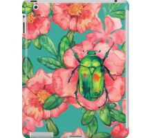 - Wild rose pattern - iPad Case/Skin