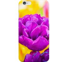 Tulips Enchanting 26 iPhone Case/Skin