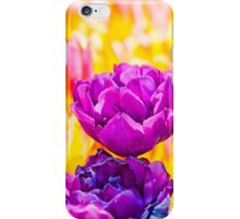 Tulips Enchanting 22 iPhone Case/Skin