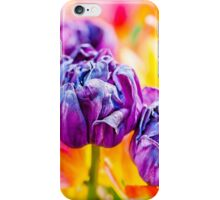 Tulips Enchanting 18 iPhone Case/Skin
