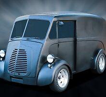 Delivery Van by Keith Hawley