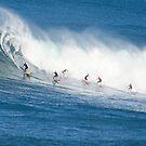 Hawaiian Avalanche by kevin smith  skystudiohawaii