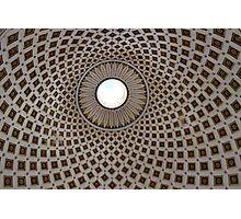 Mosta Dome  Photographic Print