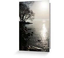 A Bright New Day Greeting Card