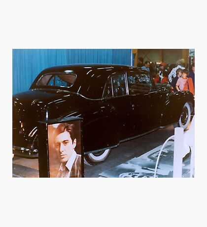 Godfather Limo Photographic Print