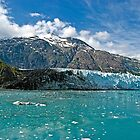 melting glacier by KathleenRinker