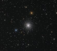 Globular star cluster (M13) by Igor Chekalin