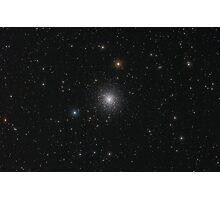 Globular star cluster (M13) Photographic Print