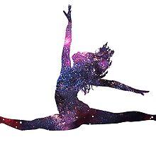 Cosmic Dancer 6 by BellaAlderton