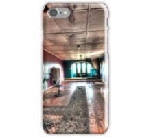 The Chapel. iPhone Case/Skin