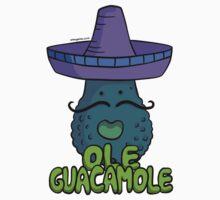 Ole Guacamole Baby Tee